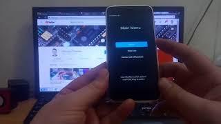 Xiaomi redmi 5a Hard reset Хард ресет