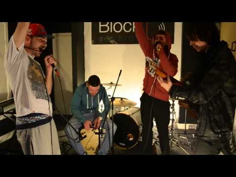 Siyo feat. Funzo - Drunk (Acoustic) (The Undutchables - Block C Live Sessions Episode 7)