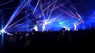 SEL feat. Camille - Neduok Man Jokio Sanso (2015 09 04 Vilnius)