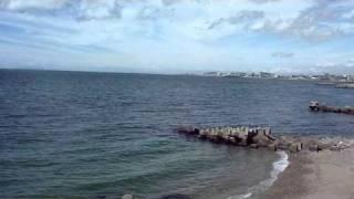 明石海峡を!(AM11:00頃)