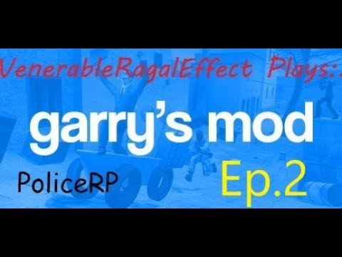 Criminal Acts | Garrys Mod PoliceRP | Ep.2