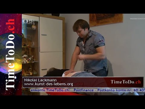 Paranormale Chirurgie - Jetzt auch in Zürich, TimeToDo.ch 09.05.2016