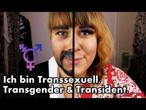 ICH BIN TRANSSEXUELL / TRANSIDENT / TRANSGENDER