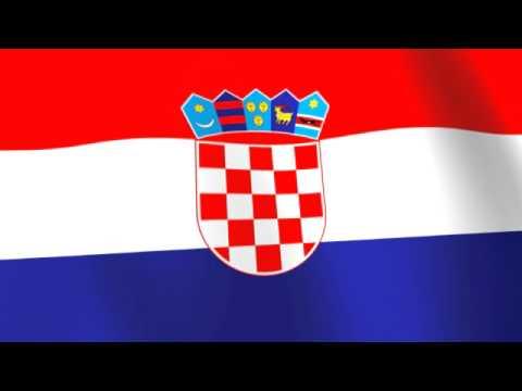 Flag of Croatia - Zastava Hrvatske