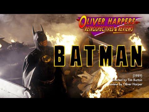 BATMAN (1989) Retrospective / Review