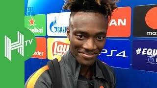 Tammy Abraham: We'll take our anger out on Liverpool!