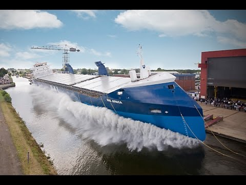 7 Awesome Ship Side Launch Videos