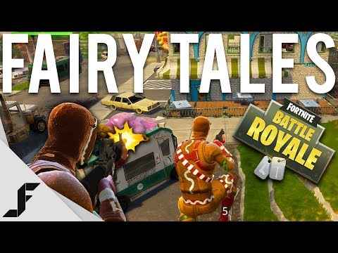 FAIRY TALES - Fortnite: Battle Royale