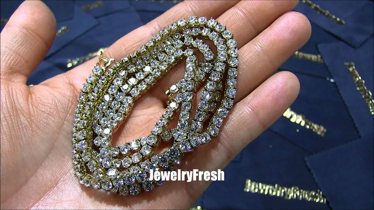Jewelryfresh Gold 51 Carat Flawless Vvs Lab Diamond