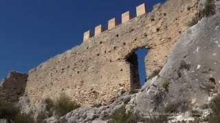 CASTILLO DE BENISSILI  Vall de Gallinera - Alicante