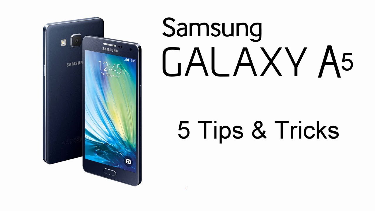 5 Tips & Tricks  Galaxy S6 S5 S4 A7 A5 A3 Hidden Test