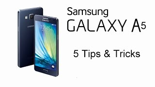 5 Tips & Tricks - Galaxy S6 S5 S4 A7 A5 A3 Hidden Test Menu Secret Codes Safe Mode Developer Options