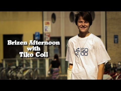 Brizen Afternoon with Tiko Coll