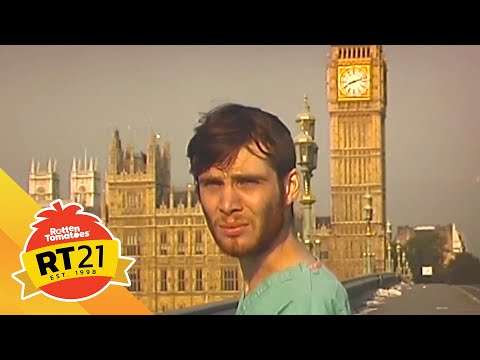 "21 Most Memorable Movie Moments: ""Hello?"" from 28 Days Later (2003)"