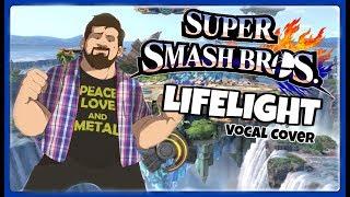 LIFELIGHT [Metal Cover] - Super Smash Bros. Ultimate (Caleb Hy…