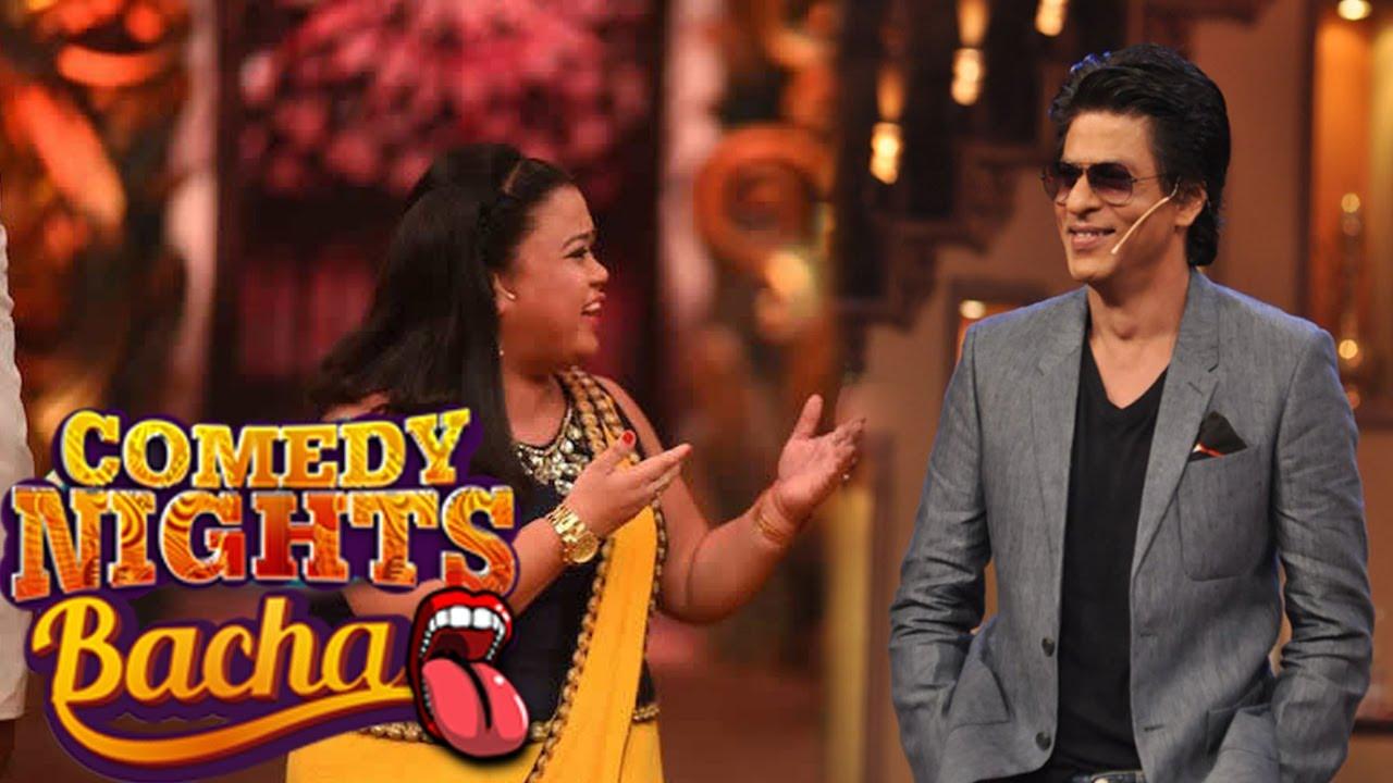 Shahrukh khan comedy