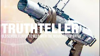 Try This Grenade Launcher for the Mountaintop Quest - Truthteller