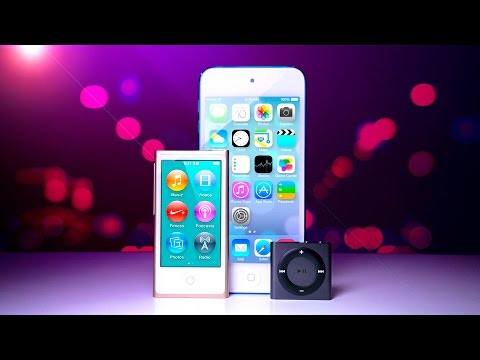 Why Do iPods Exist in 2017?
