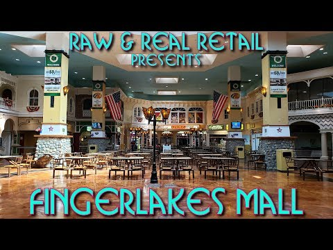 Fingerlakes Mall - Raw & Real Retail