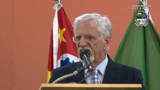 5ª Sessão Ordinária e 1ª Sessão Solene Câmara de Mirassol 2020