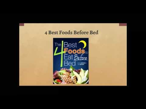 Top Bedtime Foods on the Glycemic Index