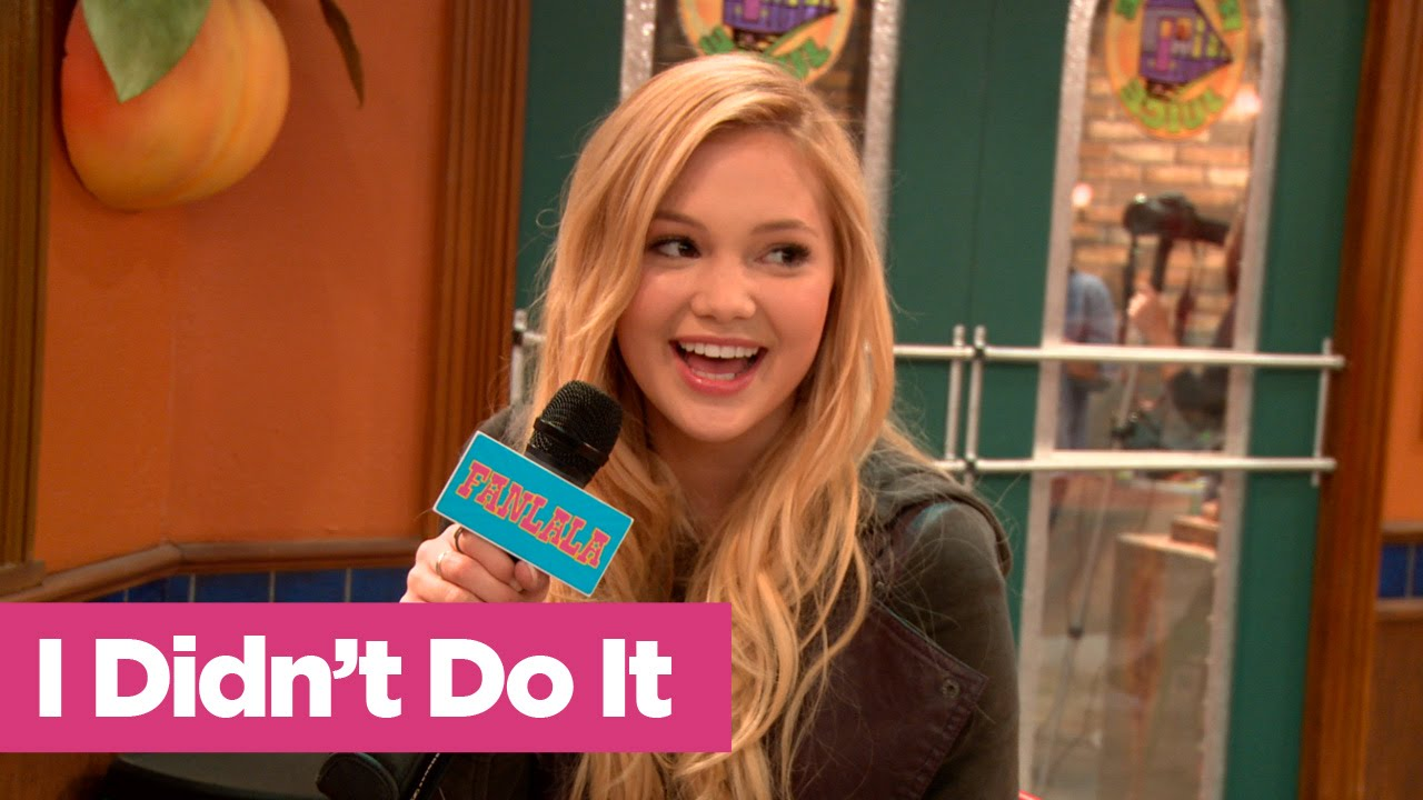 "Fotos De Olivia Holt olivia holt's ""i didn't do it"" secrets!"