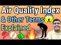 Delhi Air Pollution-Air Quality Index and Other Terms Explained