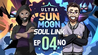That Was QUICK LOL Pokemon USUM Soul Link Randomized Nuzlocke w TheKingNappy Ep 04