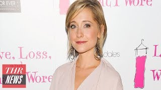 'Smallville' Actress Allison Mack Arrested in Alleged Cult Sex Trafficking Case | THR News