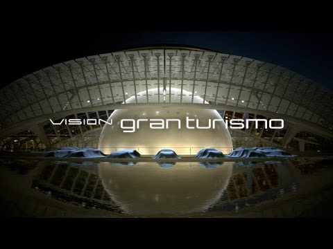 BMW Vision Gran Turismo: One Sexy Bimmer Not for this World