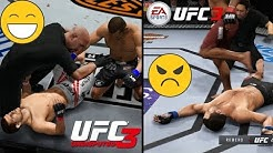 6 Things UFC Undisputed 3 Does Better Than EA Sports UFC 3