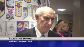 Сюжет о 37 м турнире ветеранов волейбола телекомпания Обнинск ТВ