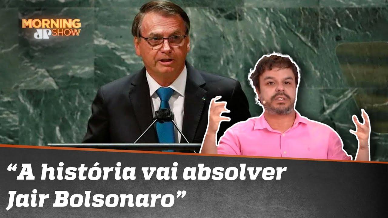 Download A repercussão INTERNACIONAL do discurso de Bolsonaro na ONU