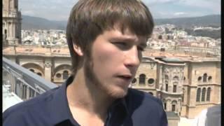 Entrevista a actores y director de la película Los Héroes del Mal - 18 Festival de Málaga