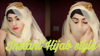 Instant Hijab review|| How To wear Instant Hijab|| Islamic Fashion ||Hijab clothes||Hijab style 2018