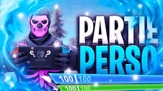 "🔴LIVE🔴 FORTNITE PARTIE PERSO🔴 ""✅SOLO""-✅✅TRYHARD✅""🔴CODE CRÉATEUR YTB_HORB🔴✅LIVE BOUTIQUE✅"