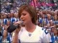 Jennifer Hudson Vs Carrie Underwood Vs Jordin Sparks Vs Kelly Clarkson: A Star Spangled Vocal Battle