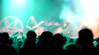 "Anthrax - ""A.D.I./Horror Of It All"" - Live 03-28-2013 - Regency Ballroom, San Francisco"