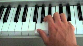 "How to Play ""Evil Woman"" (ELO) on Piano"