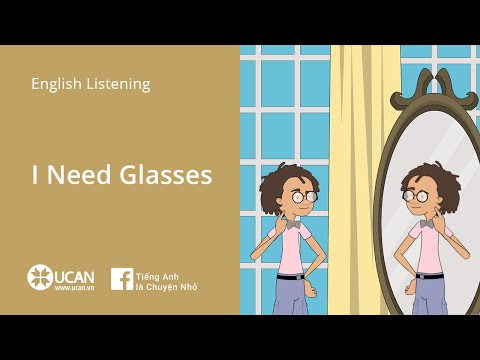 Learn English Via Listening| Elementary - Lesson 44. I Need Glasses