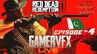 Red Dead Redemption 2 : Episode 4 : Khani Mohabbat ke hai Mukhtasar !
