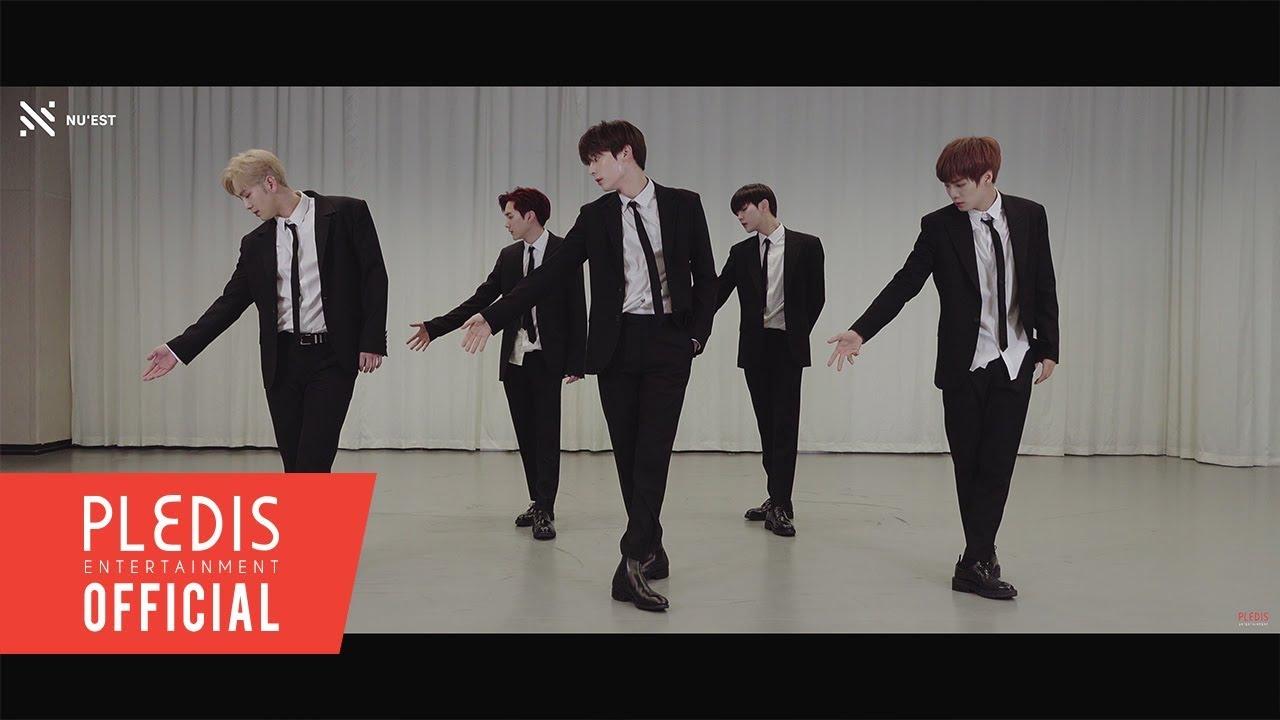 Download [SPECIAL VIDEO] NU'EST (뉴이스트) - BET BET Dance Practice Close Up Ver.