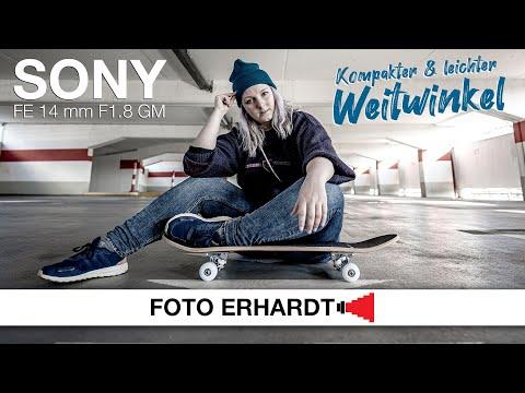 Vorgestellt: Sony FE 14 mm F1.8 GM