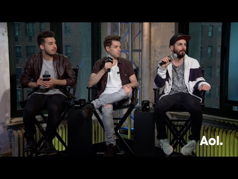 "Cash Cash On ""Blood Sweat & 3 Years"" 