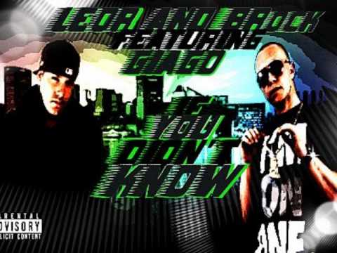 Leor and BRock Featuring Giago - If You Didnt Know