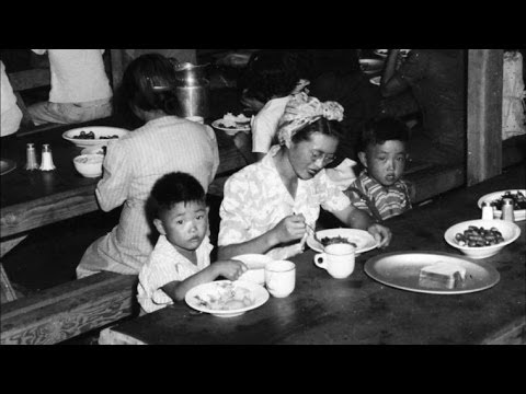 This Was Life for Japanese-Americans During WWII