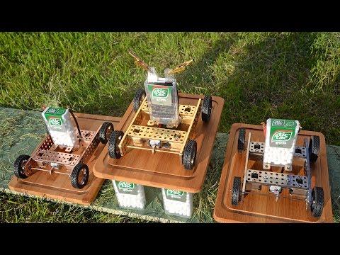 al-air-battery---car-race-challenge