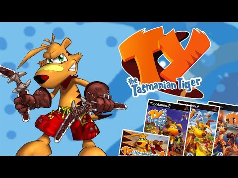The History Of Ty The Tasmanian Tiger | 2002 - 2013 (Retrospective)