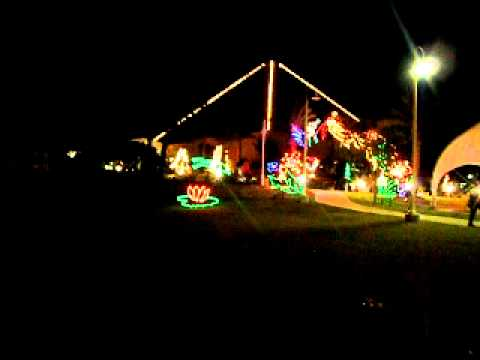 Moody gardens festival of lights 2010 youtube - Callaway gardens festival of lights ...