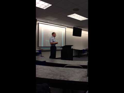 John Rowan Intro Speech